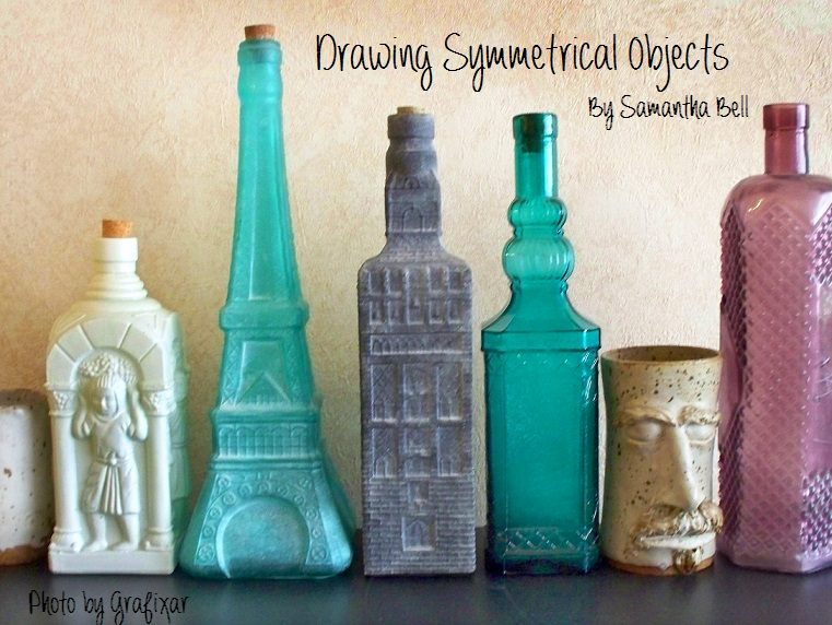 Drawing Symmetrical Objects Art Starts For Kids