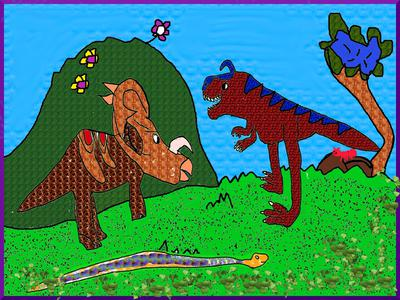 extinct-dino-friends
