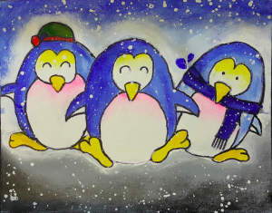 Penguins on the Ice_June 2015