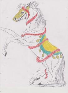 3rd X-Mas horse 001