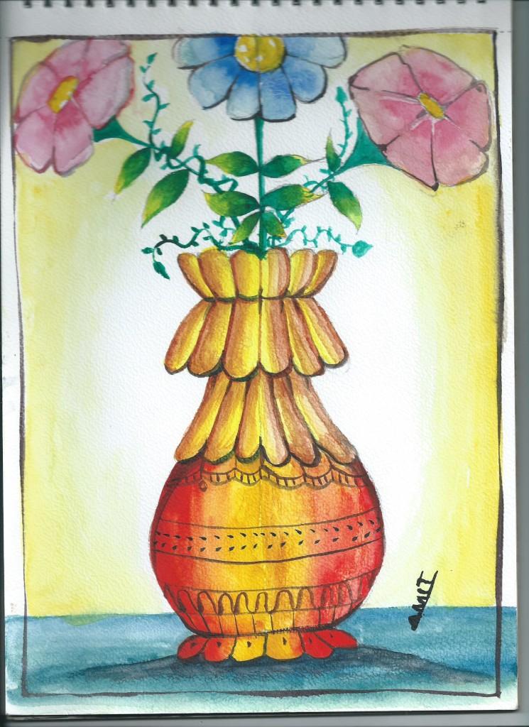 Flower Vas