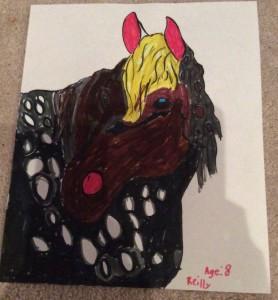 reilly horse