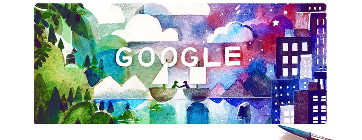 Google Kids Art Contest