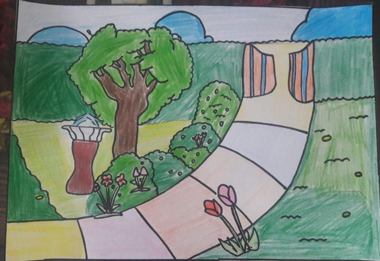 My Garden Art Starts For Kids