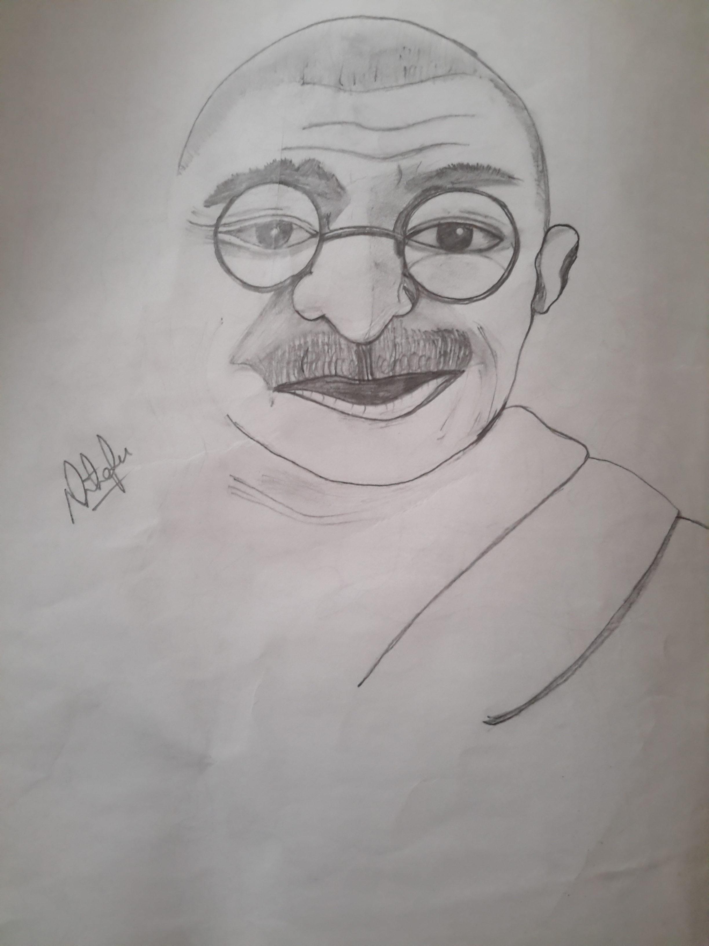 Indian National Leader Mahatma Gandhi Samantha Bell