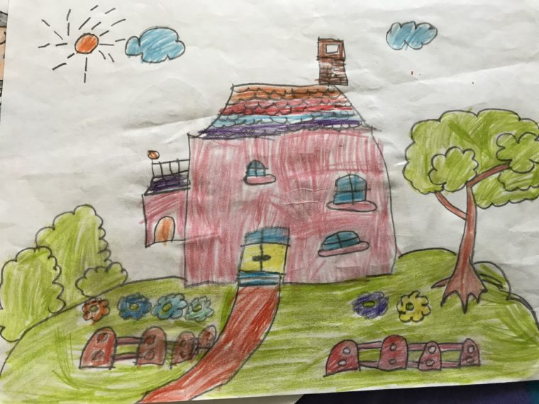 My Sweet Home Art Starts For Kids