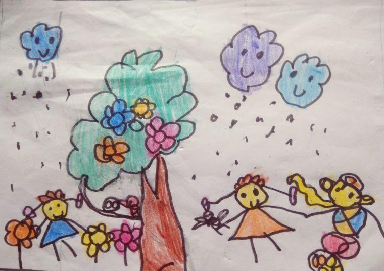 Rainy Days Art Starts For Kids