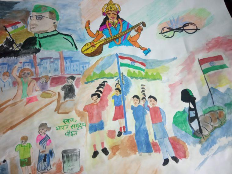 Republic Day Art Starts Goal 14 life below water the global goals. republic day art starts